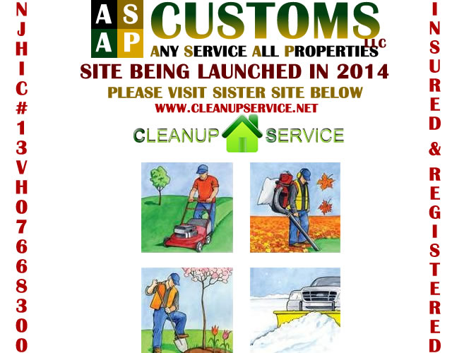 ASAP CUSTOMS LLC & CLEANUP SERVICE