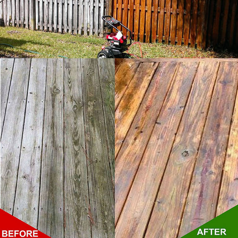 outer-wood-fence-pressure-wash-south-jersey-near-me
